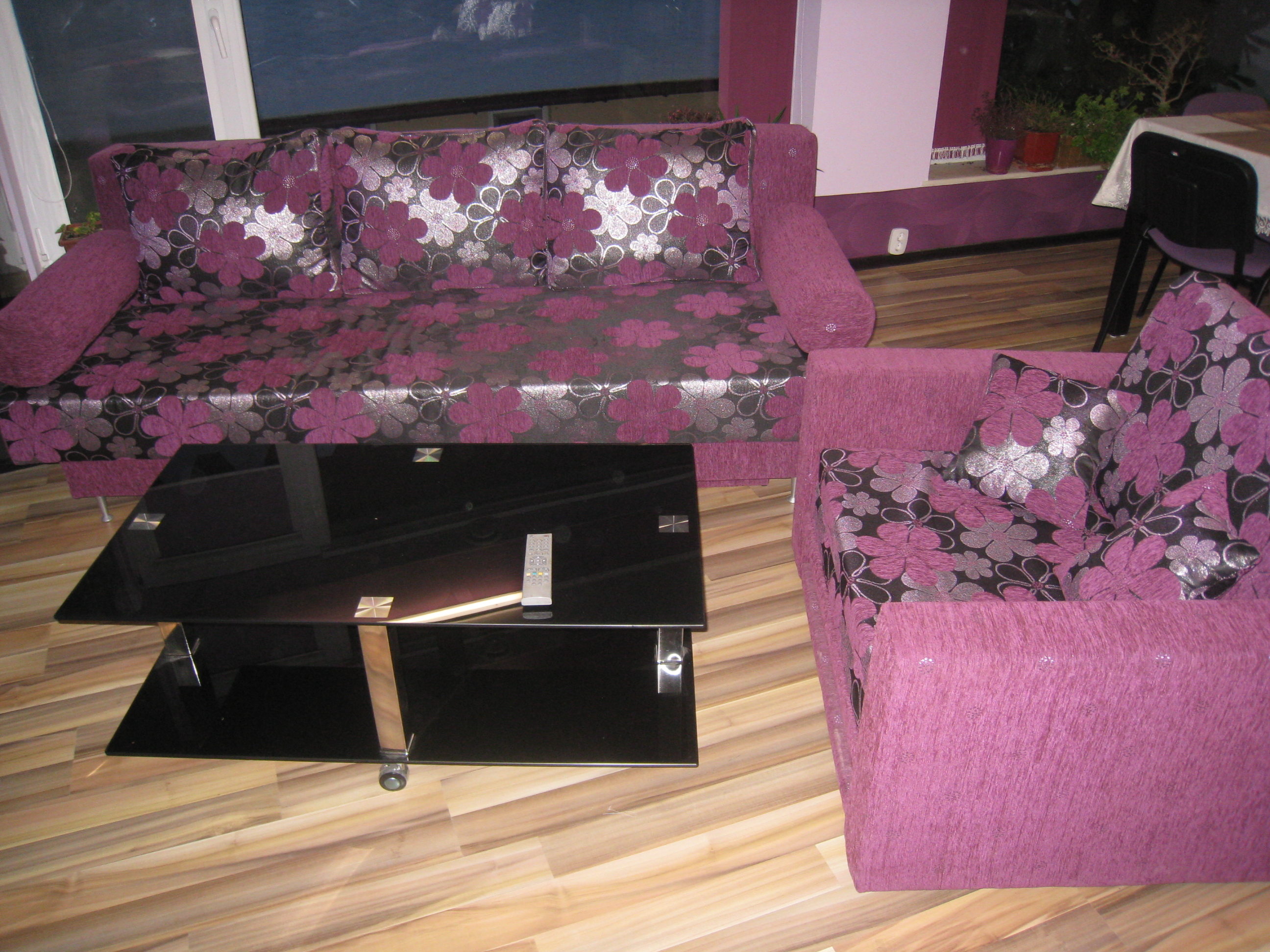 12.apartment 85m2 sofa and armchair(extendible)