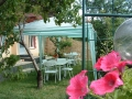 10. apartment 35m2 garden with tent